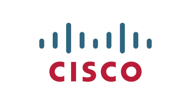 Cisco Blue and Red Colour Logo - Insight Germany
