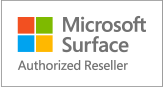Surface Authorized Reseller Logo
